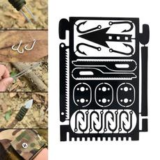hikingclimbingoutdoorpockettool, portablemultipurposebottleopener, Hunting, camping