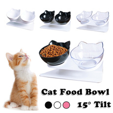 cute, catbowl, Домашні тварини, catfoodbowl