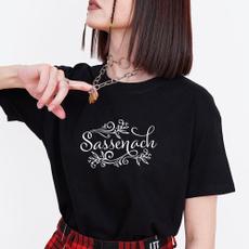 Summer, Woman, Shirt, outlander