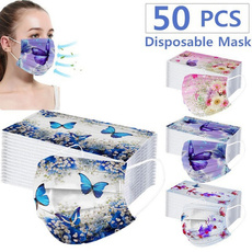 butterfly, Outdoor, mouthmask, disposablefacemask