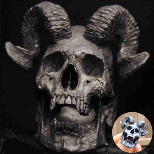 Party Necklace, Goth, Fashion, Skeleton