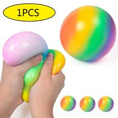 funnystressball, stressball, Toy, rainbowtoy