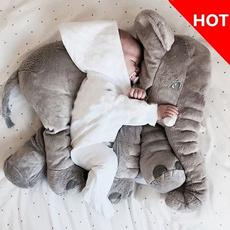 elephantdoll, Plush Doll, plushelephantpillow, cartoonplushtoy