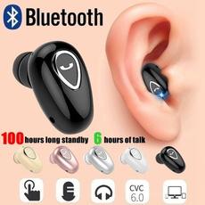Headphones, Mini, Microphone, Ear Bud