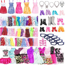 Mini, doll, Botas, Vestidos