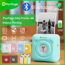 miniprinter, labelmachine, pocketpaperprinter, Printers