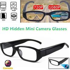Mini, Outdoor, eyeglassescamera, Dvr