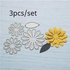 flowerdiecut, leaf, scrapbookingsteelcraft, leafcuttingdie