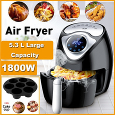 Grill, airfryer, Electric, Cup
