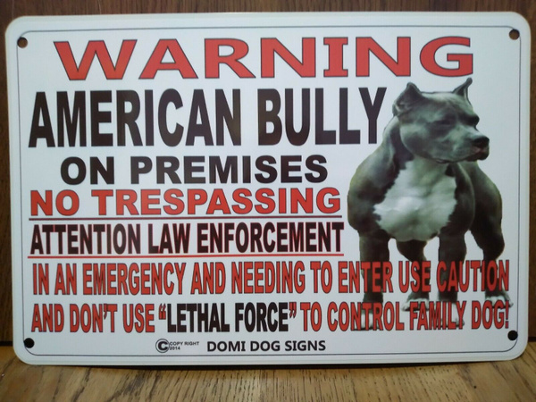 bully, for, Pets, Metal