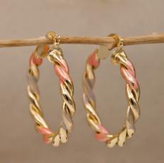 bohemianjewelry, Women, Hoop Earring, Jewelry