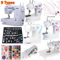sewingknittingsupplie, Mini, embroiderymachine, handheldsewingmachine