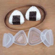 sushimoldball, Sushi, Triangles, foodmould