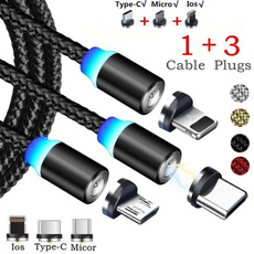 360rotarycharger, magneticiphonecharger, usb, charger