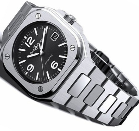 Steel, quartz, Bell, Watch