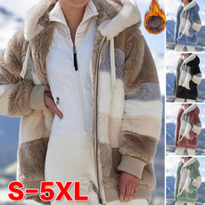 fur coat, Plus Size, fur, Fashion