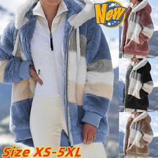 Casual Jackets, Plus Size, sweater coat, Long Sleeve
