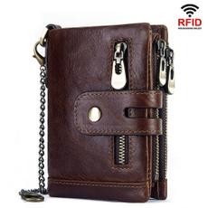 leather wallet, Fashion, rfidwallet, Wallet