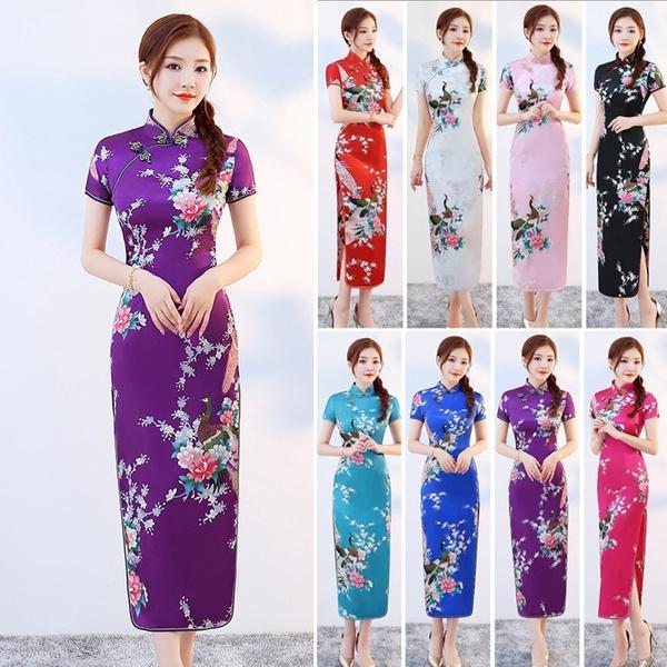 Plus Size, Chinese, chinastyle, cheongsam