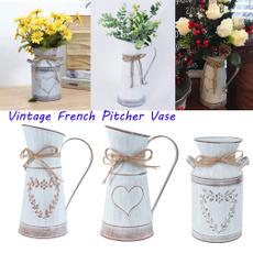 vintagepitchervase, flowerarrangementvase, Decor, Flowers