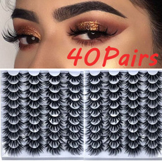 Eyelashes, False Eyelashes, eye, Makeup Tools