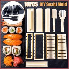Kitchen & Dining, sushirollsmold, sushitoolset, sushiroller