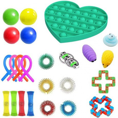 Rope, Bead, fidgetspinner, anxiety