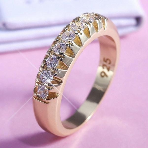 DIAMOND, gold, Rhinestone, titanium