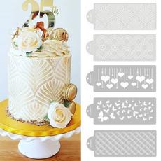 birthdaycake, Lace, Tool, cakedecorating