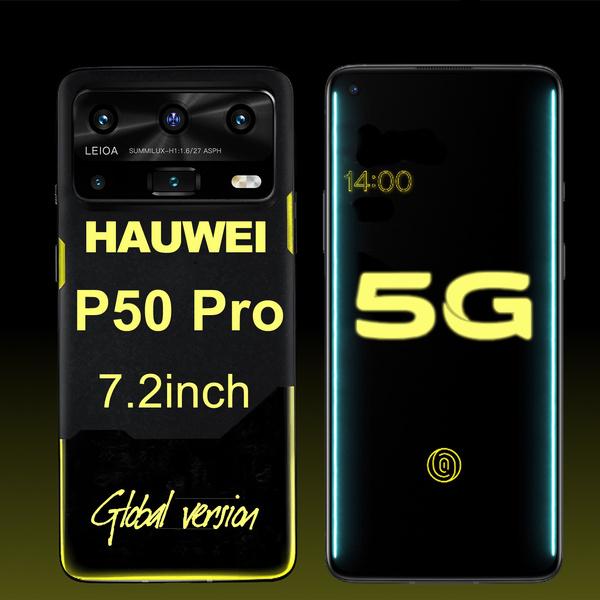 Smartphones, Mobile Phones, huaweip50, Mobile