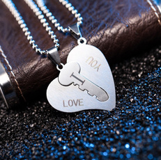 Heart, Key Chain, Jewelry, Gifts