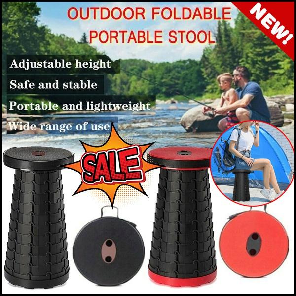 Outdoor, Garden, camping, Stool
