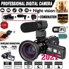 Microphone, 16millionpixel, handheldcamera, Hdmi