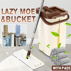 squeeze, wringingmop, Home & Living, mopbucket