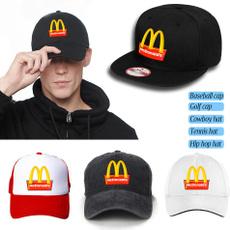 Adjustable Baseball Cap, Outdoor, visorhat, personalityhat
