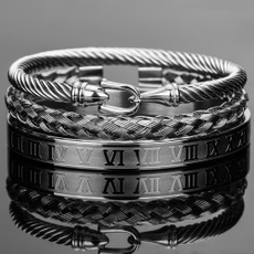 Steel, Men, Jewelry, for