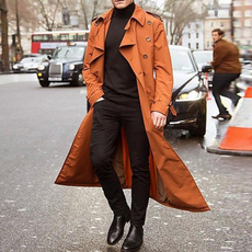 Fashion, fit, solid, Coat
