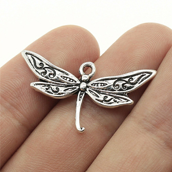 Antique, childjewelry, Jewelry, dragon fly