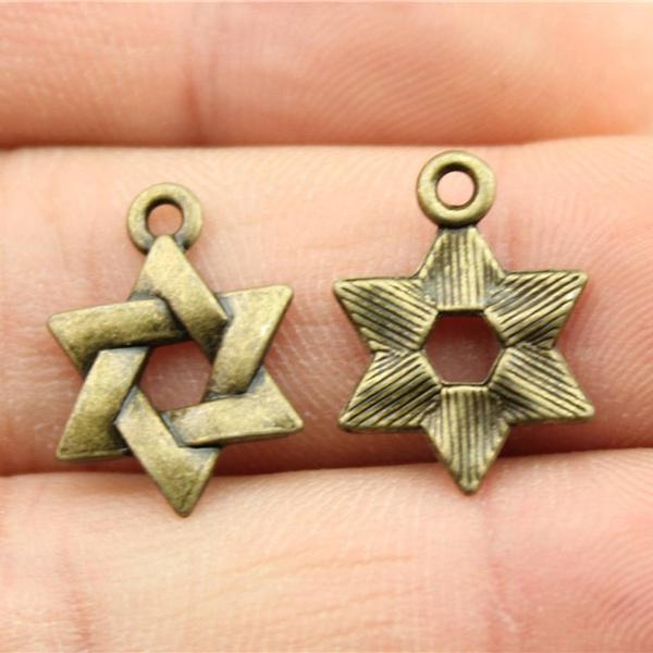 Antique, Star, Jewelry, diygift
