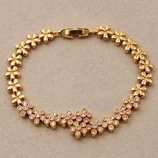 golden, Fashion, Family, Bracelet