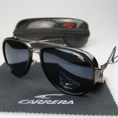 retro sunglasses, modelis, Aviator Sunglasses, carrerasunglasse