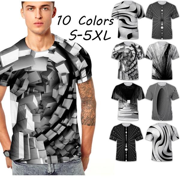 Fashion, Shirt, 3dprintedtshirt, summer t-shirts