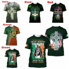 stpatrickday, Irish, summer t-shirts, unisex clothing