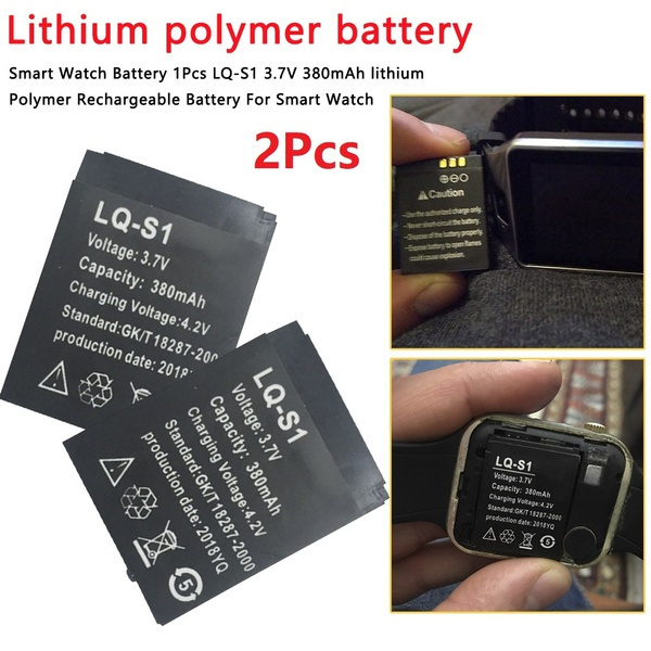 polymer, liion, bateriasrecargable, Battery