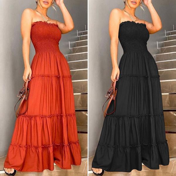 party, Strapless Dress, Fashion, Sexy Dress