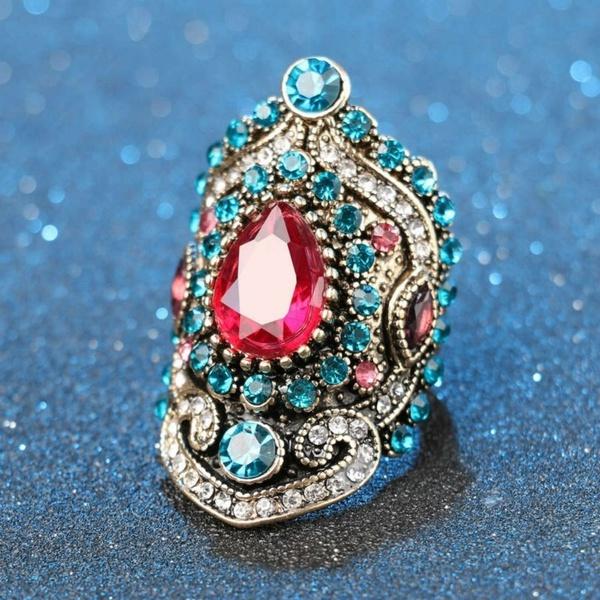 bohemia, DIAMOND, Jewelry, Diamond Ring