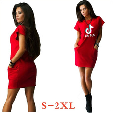 Mini, Club Dress, Shorts, Sleeve