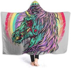Fashion, hooededcoat, Blanket, blankethoodieoutdoor