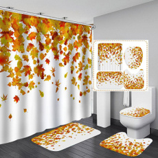 golden, Bathroom, Home Decor, washable
