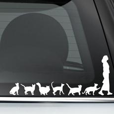 cute, Car Sticker, Pets, Cars
